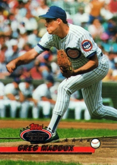1993 Topps Stadium Club Baseball Card Reference